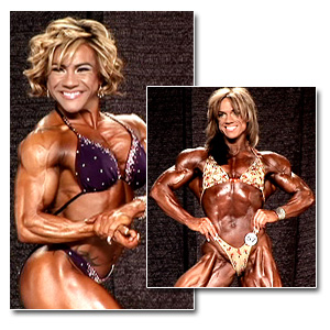 2008 NPC National Bodybuilding & Figure Championships Women's Evening Show Finals