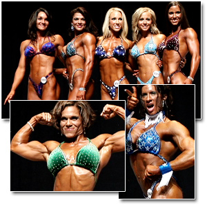 2009 NPC USA Championships Women's Evening Show Finals