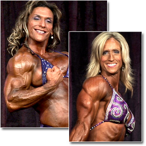 2011 NPC Masters National Bodybuilding Championships Women's Finals