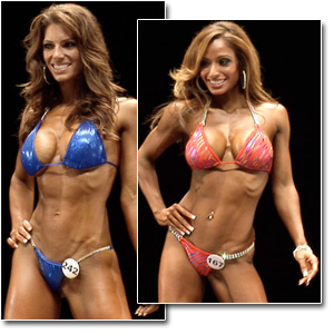 2011 NPC National Championships Women's Figure & Bikini Finals