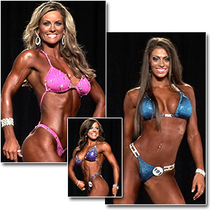 2012 NPC Junior Nationals Women's Figure, Fitness & Bikini Finals