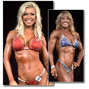 2012 NPC Masters Nationals Women's Figure/Bikini/Fitness Finals