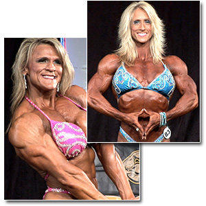 2012 NPC Masters Nationals Women's Bodybuilding & Physique Finals