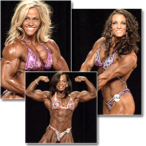 2012 NPC Nationals Women's Bodybuilding & Physique Finals