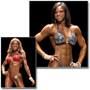 2013 NPC National Championships Women's Figure & Bikini Finals