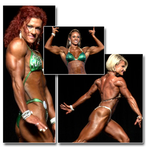 2014 NPC Junior Nationals Women's Bodybuilding & Physique Finals