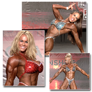 2014 IFBB PBW Tampa Pro Women's Bodybuilding & Physique Finals