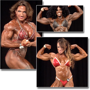 2014 NPC Nationals Women's Bodybuilding & Physique Finals