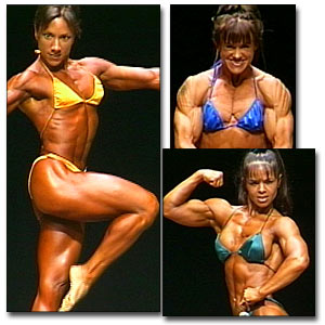 2000 NPC Junior USA Women's Prejudging
