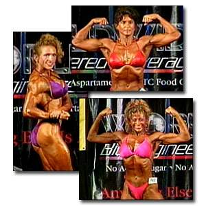 2000 NPC Masters Nationals Women's Prejudging