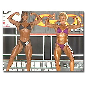 2001 NPC Junior USA Women's Prejudging