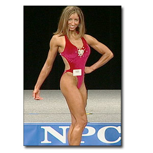 2003 NPC Junior USA Women's Fitness & Figure Prejudging