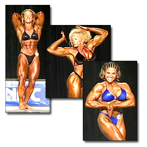 2004 NPC Junior National Championships Women's Bodybuilding Prejudging