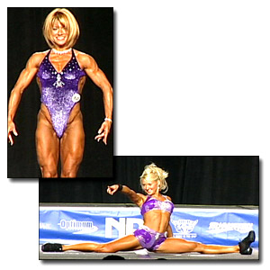 2004 NPC Junior National Championships Women's Fitness Prejudging