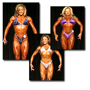 2004 NPC Junior National Championships Women's Figure Prejudging