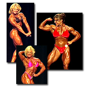 2004 NPC National Championships Women's Bodybuilding Prejudging