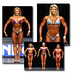 2005 NPC Junior USA Figure Prejudging