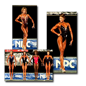 2005 NPC Junior National Women's Figure Prejudging