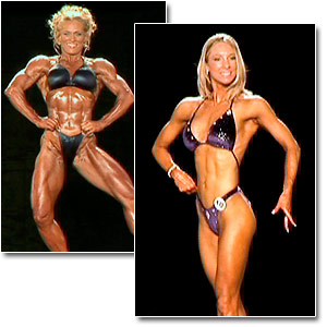 2006 NPC Junior National Bodybuilding & Fitness Championships Women's Prejudging