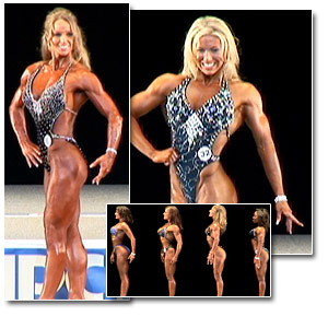 2006 NPC National Fitness Championships Women's Prejudging