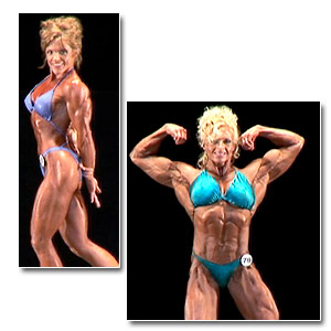 2006 NPC National Bodybuilding Championships Women's Prejudging