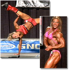 2007 NPC Junior National Championships Women's Bodybuilding & Fitness Prejudging