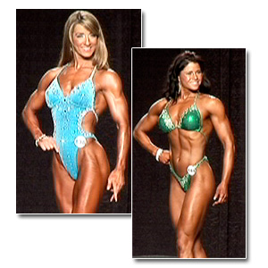 2008 NPC Junior National Championships Women's Figure Prejudging