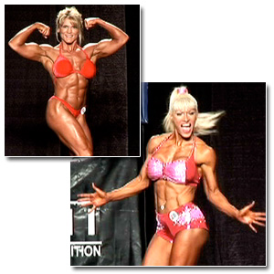 2008 NPC Junior National Championships Women's Bodybuilding & Fitness Prejudging