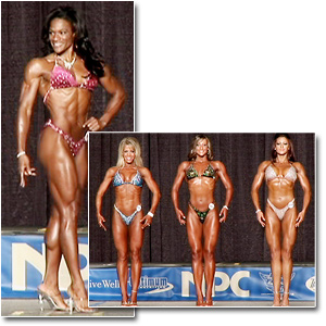 2009 NPC Junior National Championships Women's Figure Prejudging