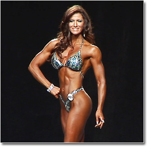 2010 NPC National Championships Women's Figure Prejudging