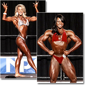 2012 NPC Junior Nationals Women's Bodybuilding, Physique & Fitness Prejudging