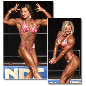 2013 NPC Junior Nationals Women's Bodybuilding/Fitness/Physique Prejudging