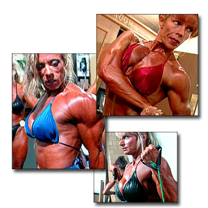 2001 NPC Masters National Women's Pump Room