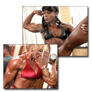 2003 NPC Masters National Women's Pump Room
