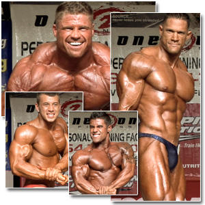 2010 NPC Southern States Championships Men's Teenage, Novice & Open Finals