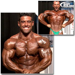 2013 NPC Southern States Men's Bodybuilding Finals