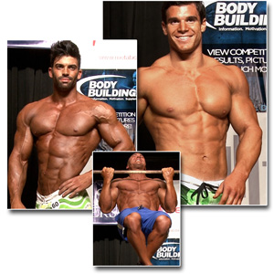 2013 NPC Southern States Men's Physique & Fitness Finals