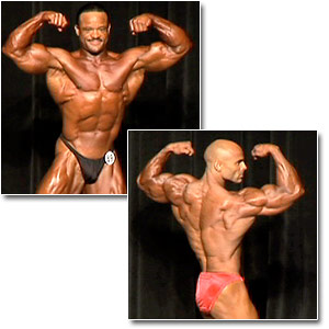 2006 NPC Southern States Bodybuilding Championships Men's Masters Prejudging
