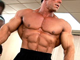 2006 NPC USA Bodybuilding Championships Men's Pump Room Part 2
