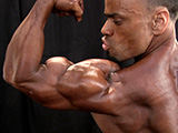 2015 NPC National Championships Men's Bodybuilding Backstage Posing Part 1