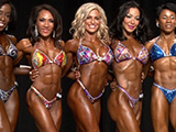 2015 NPC National Championships Women's Figure & Bikini Finals