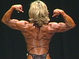 2002 NPC USA Women's Bodybuilding Prejudging