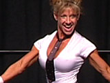 2002 NPC Nationals Women's Fitness Prejudging