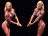 2011 NPC National Championships Women's Physique Prejudging