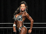 2012 NPC Nationals Women's Figure Prejudging