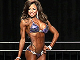2012 NPC Nationals Women's Bikini Prejudging