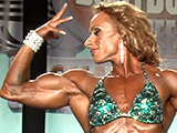 2013 IFBB PBW Pro Championships Women's Bodybuilding & Physique Prejudging