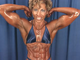 2001 NPC Junior Nationals Women's Backstage Posing