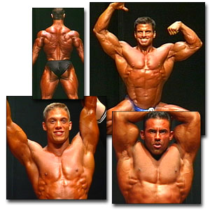 2000 NPC Junior USA Men's Evening Show