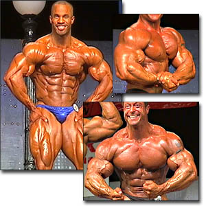 2000 NPC Nationals Men's Evening Show